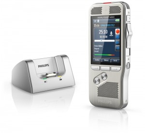 philips digital voice recorder image