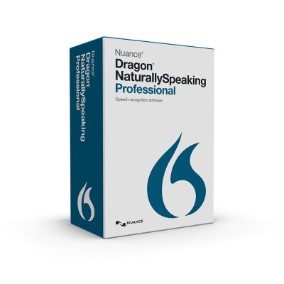 Dragon Pro Speech Recognition Box