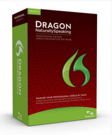 Dragon Naturally Speaking Version 12