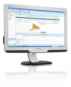 Philips SpeechExec 7 screen