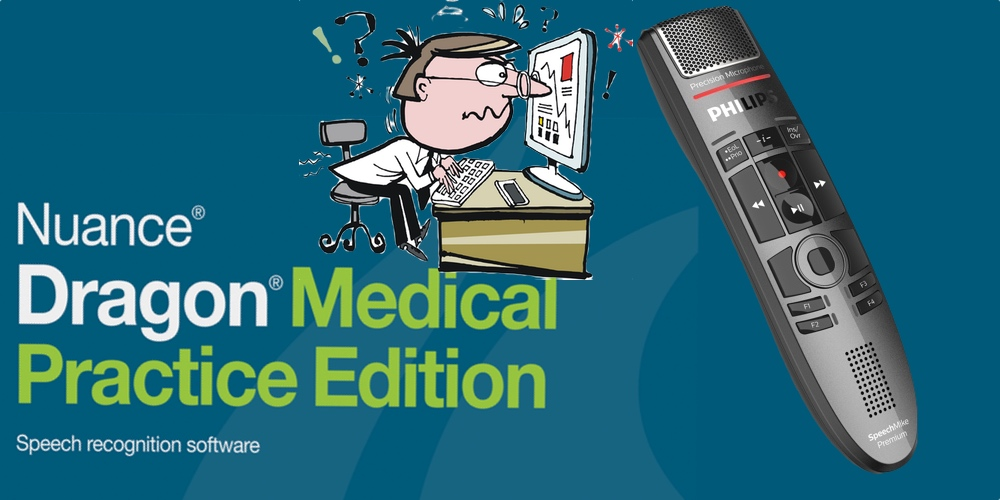 Issues with Dragon Medical Practice Edition 4 and Philips SpeechMikes with Windows 10