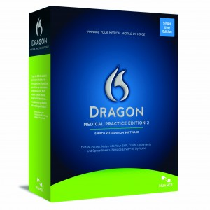 Dragon Medical Tips Box Shot