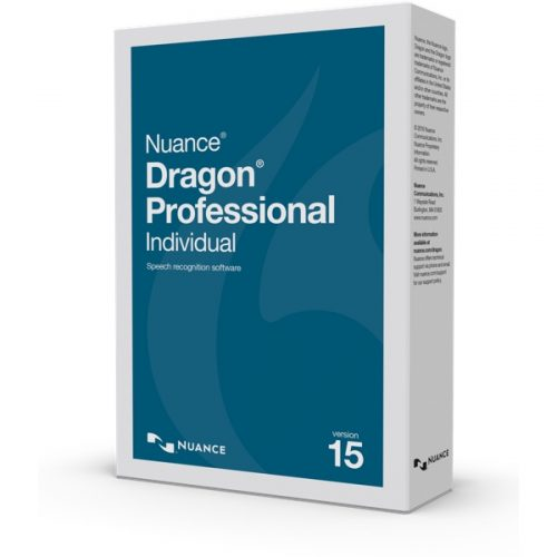 Dragon Professional Individual 15 Left