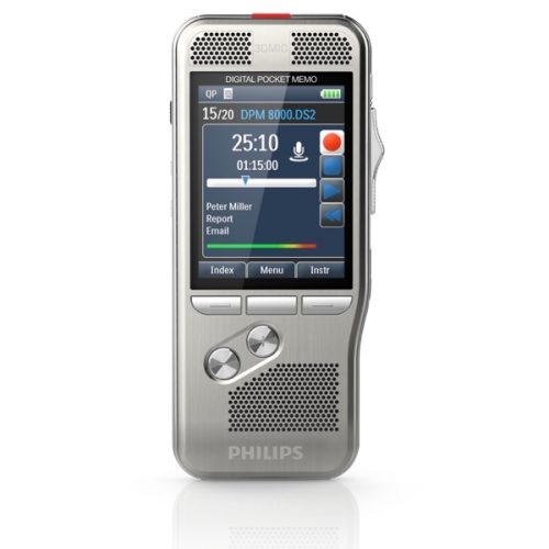 Philips DPM8000 Front