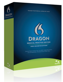 Dragon Medical Practice Edition Box Shot