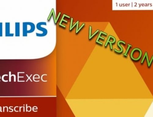 Philips SpeechExec 11.5 Now Available