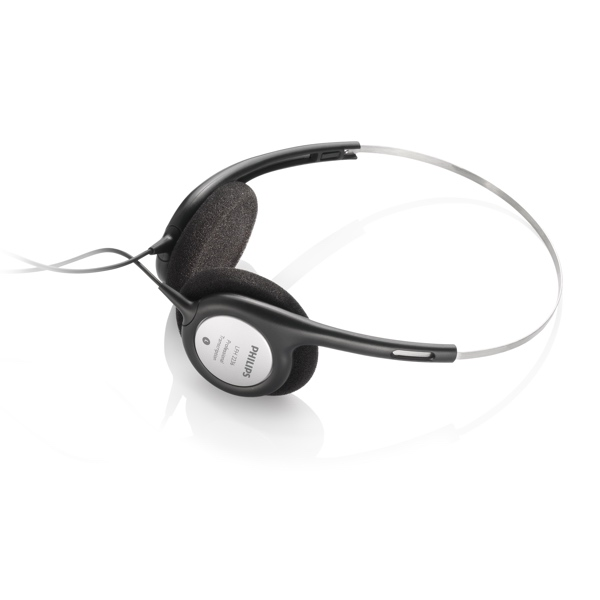 Philips LFH2236 Over the ear transcription headset flat
