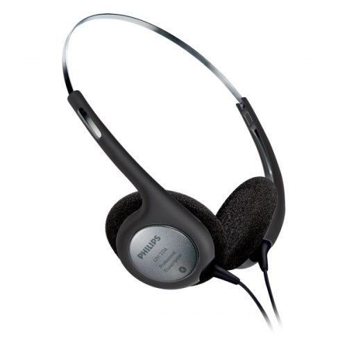 Philips LFH2236 Over the ear transcription headset side