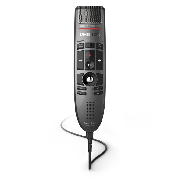 Philips SpeechMike LFH3500 with Cord