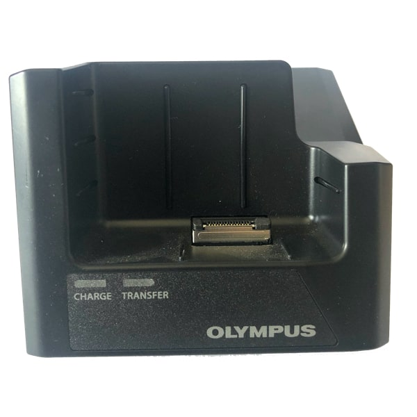 Olympus CR-21 Docking Cradle Front