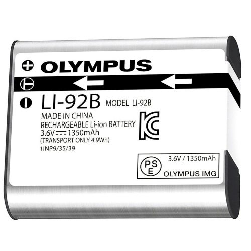 Olympus LI-92B Battery Main Image