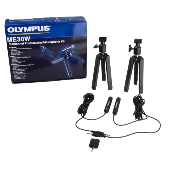 Olympus ME-30W Contents