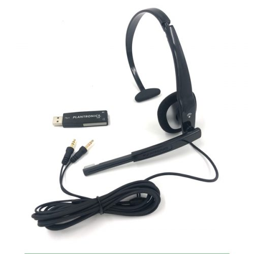 Plantronics Audio 610 Contents