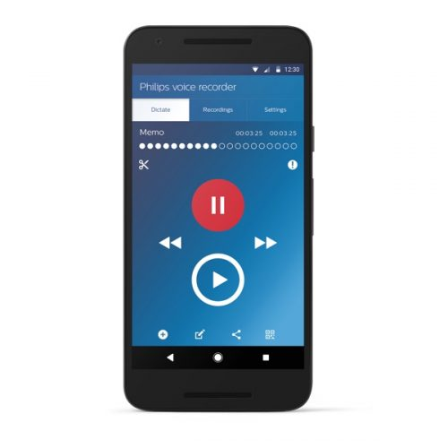 Philips Android Smartphone App