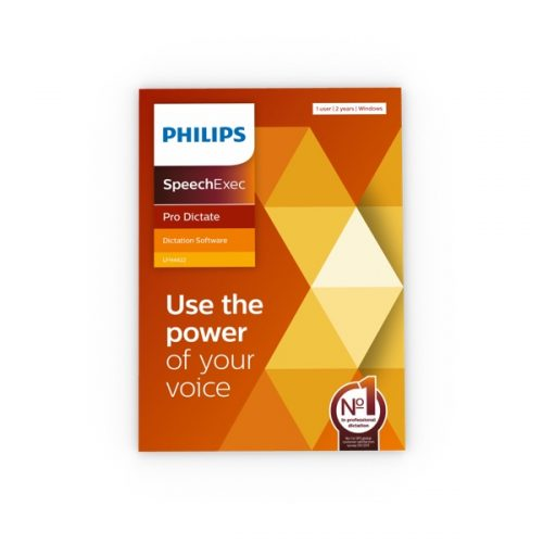 Philips SpeechExec Pro Dictate 11.5 Box