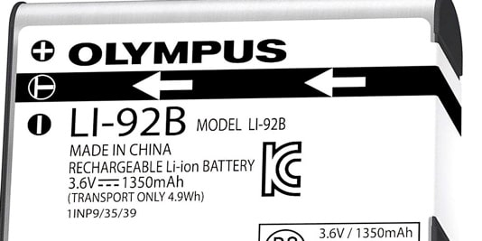 Olympus Recorders Battery Issues