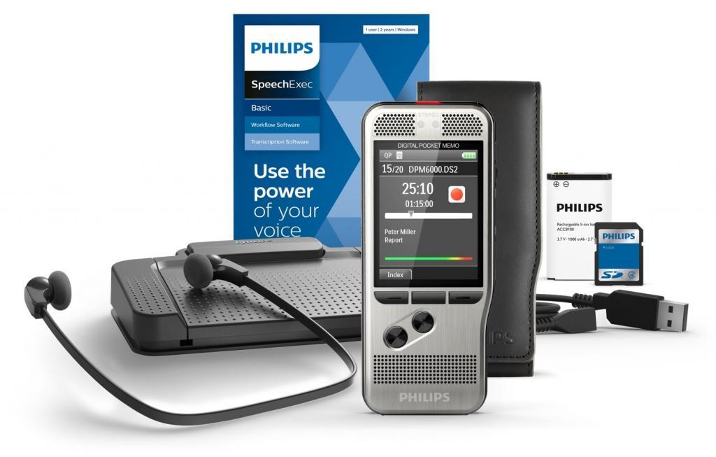 Philips DPM6700 Main Contents